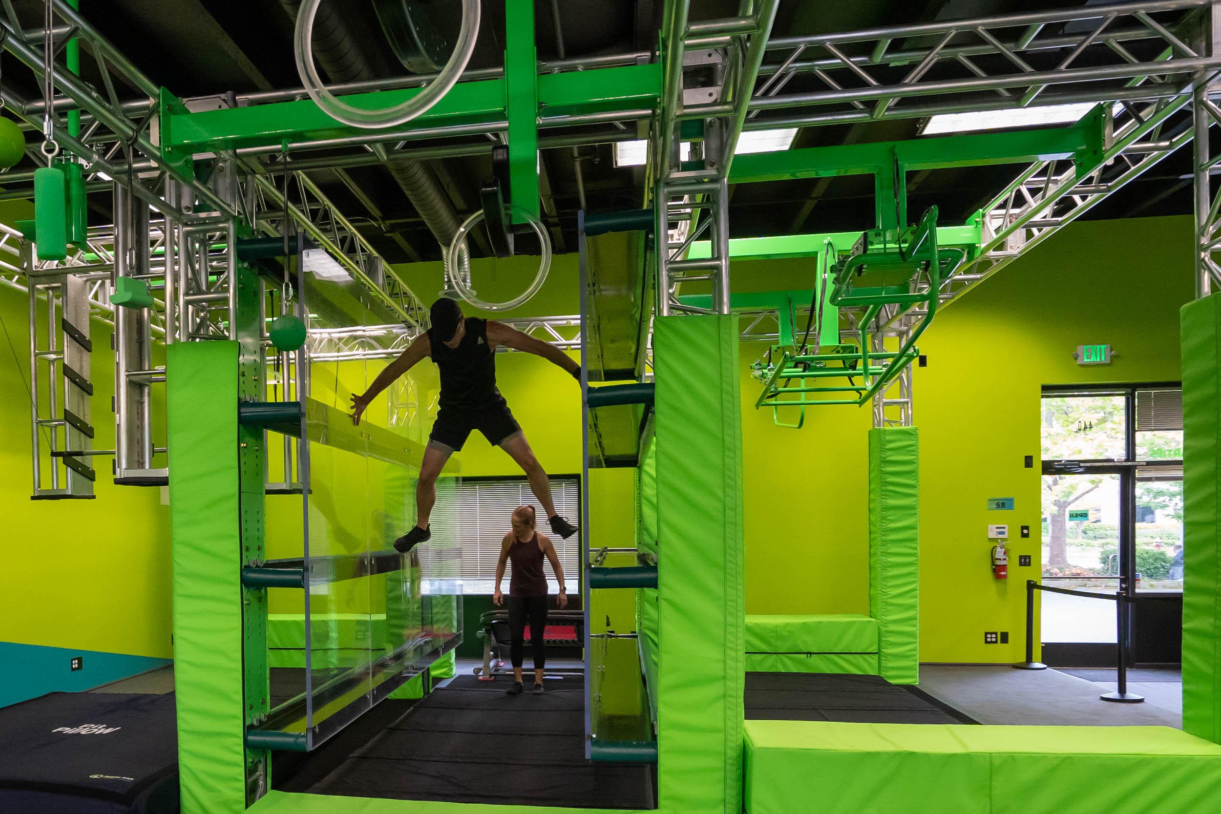 Life Force Ninja - Ninja Fusion Fitness Class - Bellingham, WA
