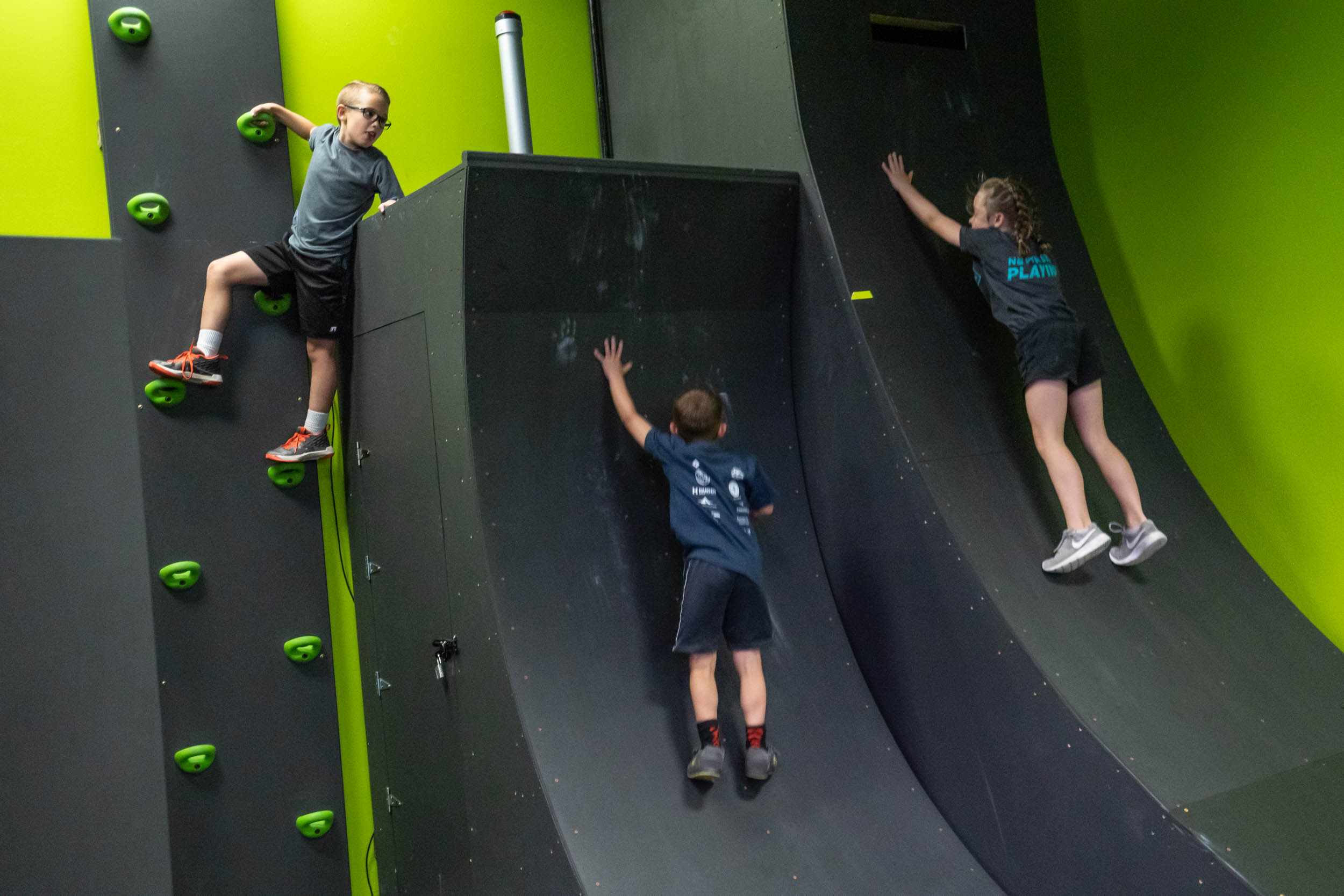 Life Force Ninja Gym - Kids and Adult Curriculum - Bellingham, WA